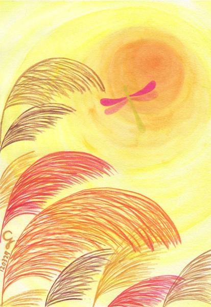 wind@克里斯多插畫森林