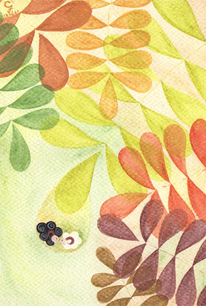 autumn_g@克里斯多插畫森林