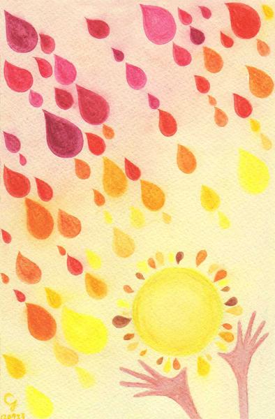 sunrain@克里斯多插畫森林
