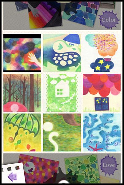Crystal's_Illustration_Wallpapers_App_c@克里斯多插畫森林