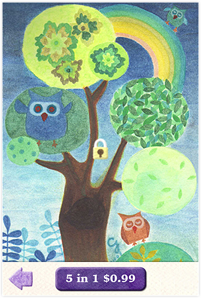 Crystal's_Illustration_Wallpapers_App_n@克里斯多插畫森林
