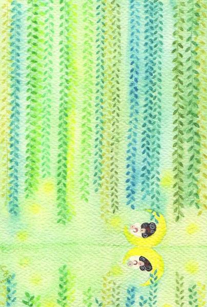 moon@克里斯欻畫森林