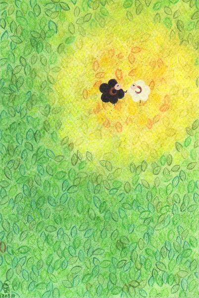 love_r@克里斯多插畫森林