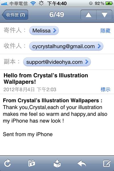 Crystal's_Illustration_Wallpapers_App_e@克里斯多插畫森林