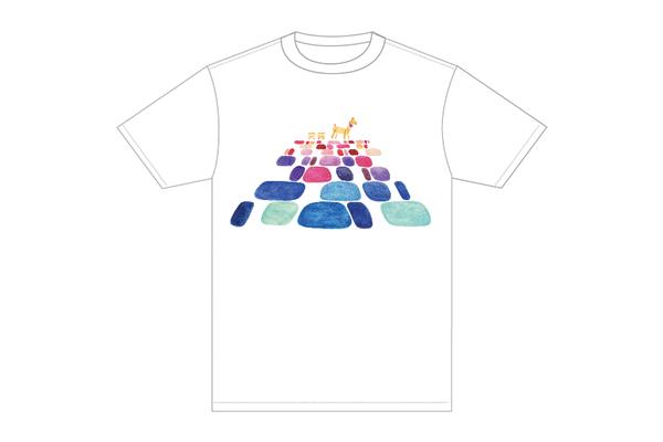 T-shirt_e@克里斯多插畫森林