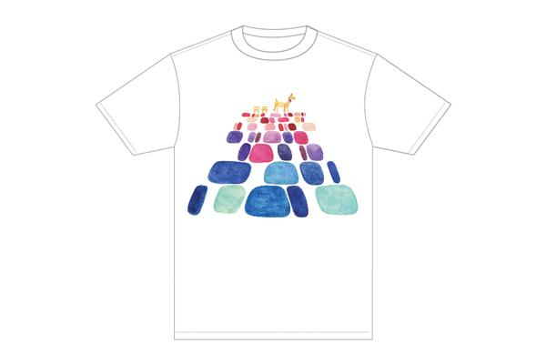 T-shirt_f@克里斯多插畫森林