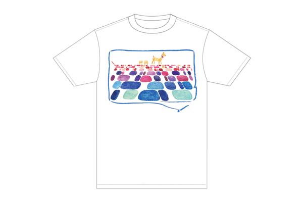T-shirt_g@克里斯多插畫森林