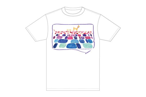 T-shirt_h@克里斯多插畫森林