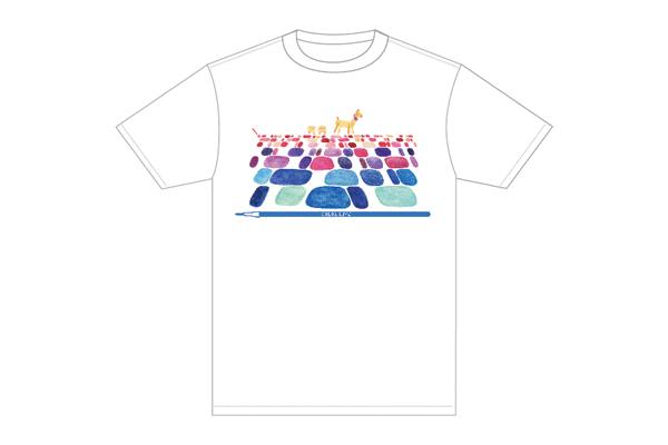 T-shirt_i@克里斯多插畫森林
