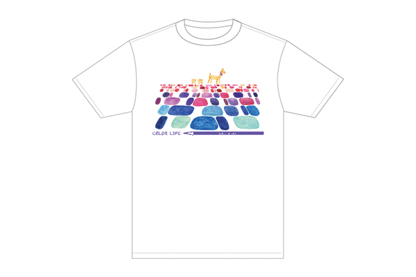 T-shirt_j@克里斯多插畫森林