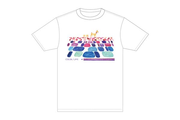 T-shirt_b@克里斯多插畫森林