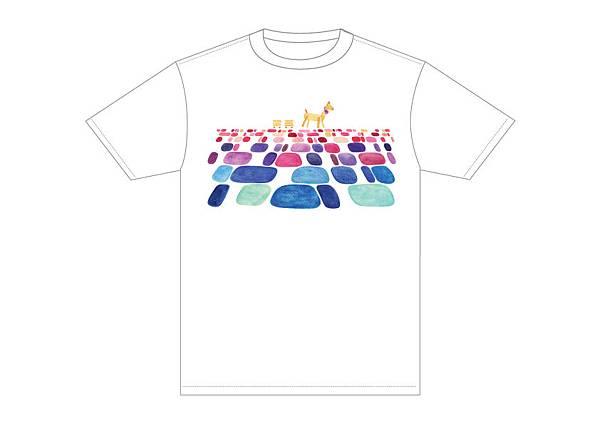 T-shirt_d@克里斯多插畫森林