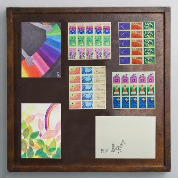 stickers_of_stamp_o@克里斯多插畫森林
