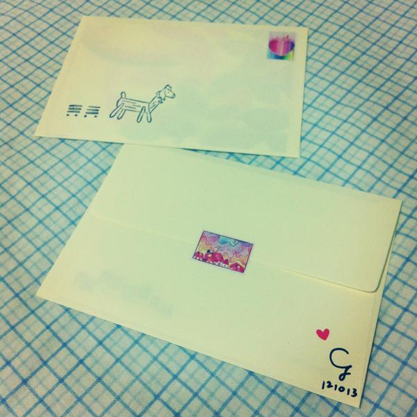 stickers_of_stamp_a@克里斯多插畫森林