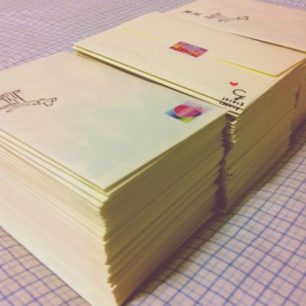 stickers_of_stamp_s@克里斯多插畫森林