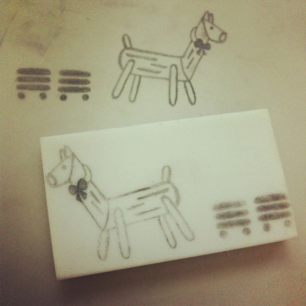 stickers_of_stamp_h@克里斯多插畫森林