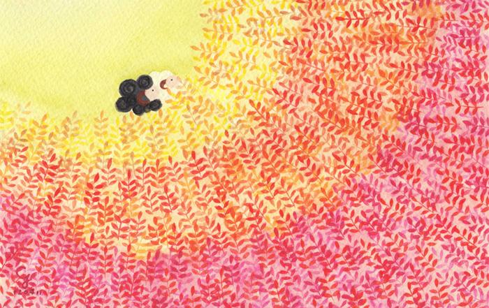 2013_calendar_w@克里斯多插畫森林