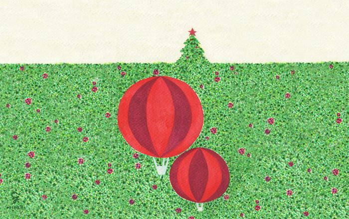 2013_calendar_cc@克里斯多插畫森林