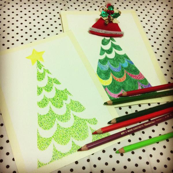 christmas_tree_b@克里斯多插畫森林