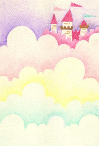 castle_a@克里斯多插畫森林