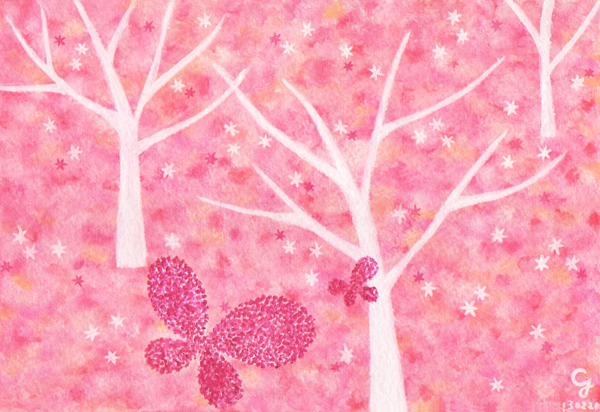 love_bb@克里斯多插畫森林