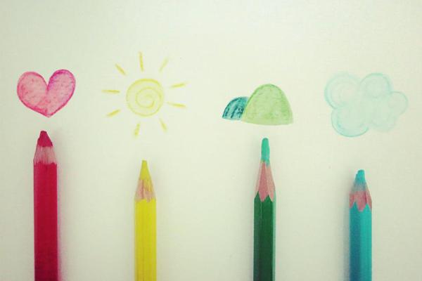 color_pencil_d@克里斯多插畫森林