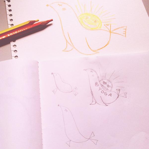 sea_lions_d@克里斯多插畫森林