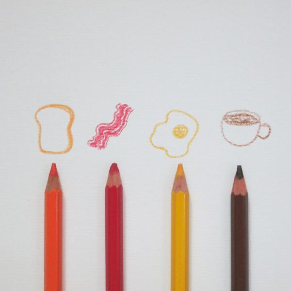 breakfast_a@克里斯多插畫森林