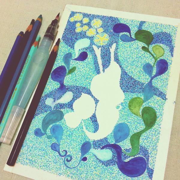 the_little_mermaid_b@克里斯多插畫森林