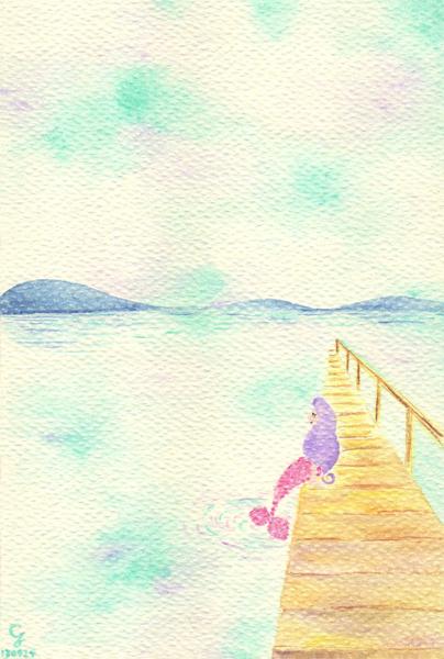 sea_n@克里斯多插畫森林