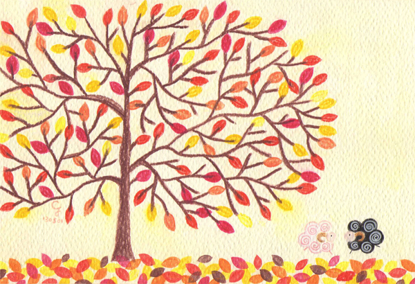 love_gg@克里斯多插畫森林