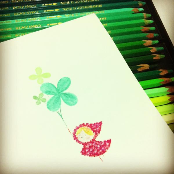 clover_c@克里斯多插畫森林