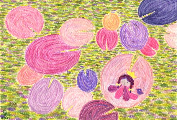 summer_r@克里斯多插畫森林