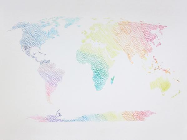 world_f@克里斯多插畫森林