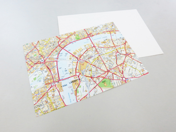 postcard_of_london_b@克里斯多插畫森林