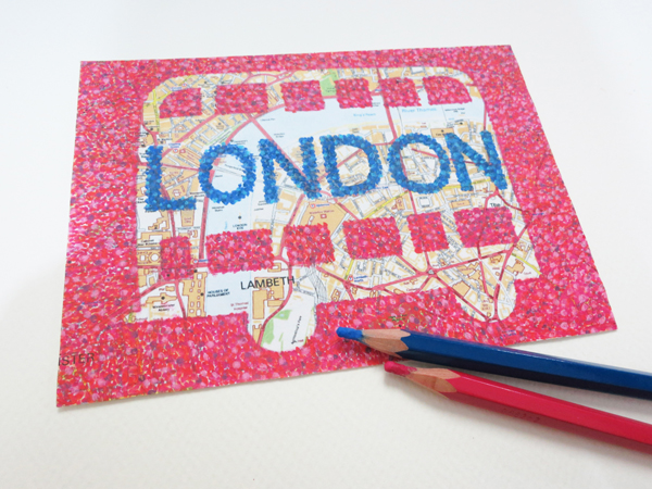 postcard_of_london_k@克里斯多插畫森林