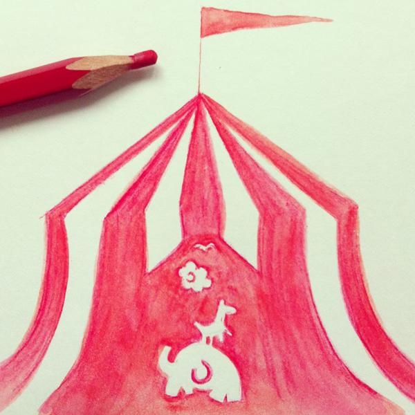 circus_b@克里斯多插畫森林