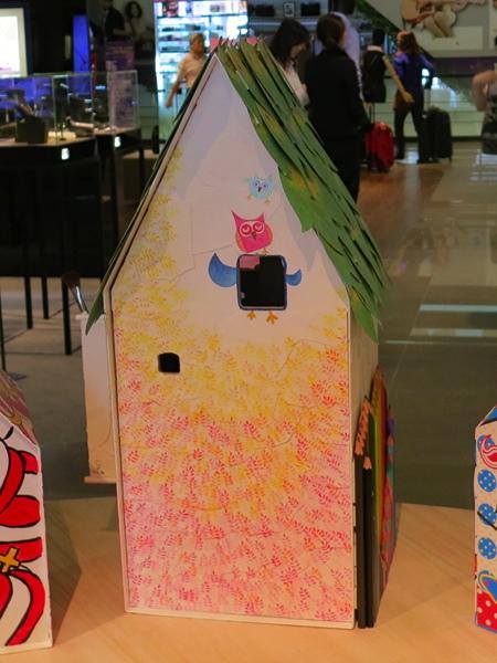 台中勤美綠圈圈夏日藝術祭_為城市加溫_百鳥開店計畫_g@克里斯多插畫森林