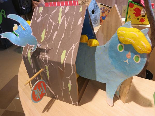 台中勤美綠圈圈夏日藝術祭_為城市加溫_百鳥開店計畫_u@克里斯多插畫森林