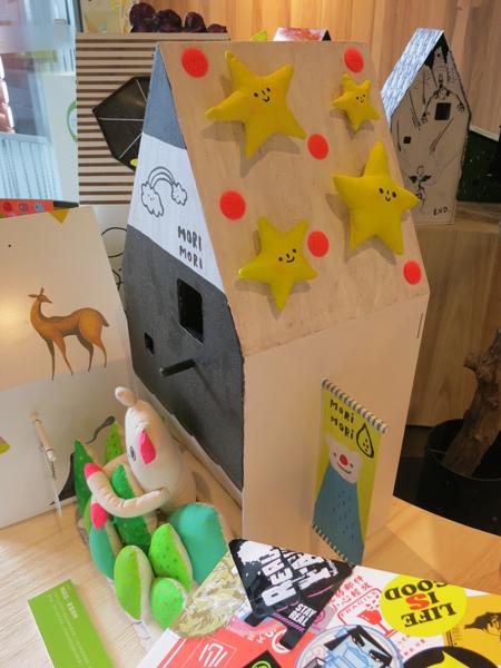 台中勤美綠圈圈夏日藝術祭_為城市加溫_百鳥開店計畫_p@克里斯多插畫森林