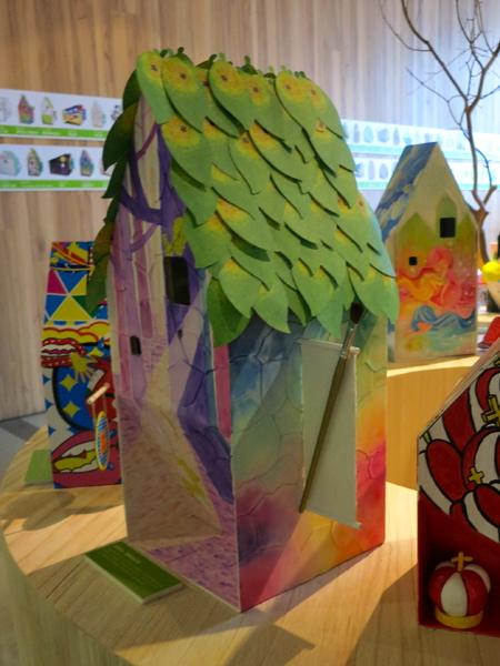 台中勤美綠圈圈夏日藝術祭_為城市加溫_百鳥開店計畫_f@克里斯多插畫森林