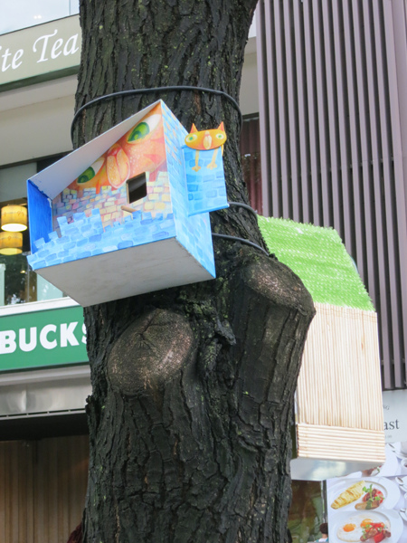 台中勤美綠圈圈夏日藝術祭_為城市加溫_百鳥開店計畫_jj@克里斯多插畫森林