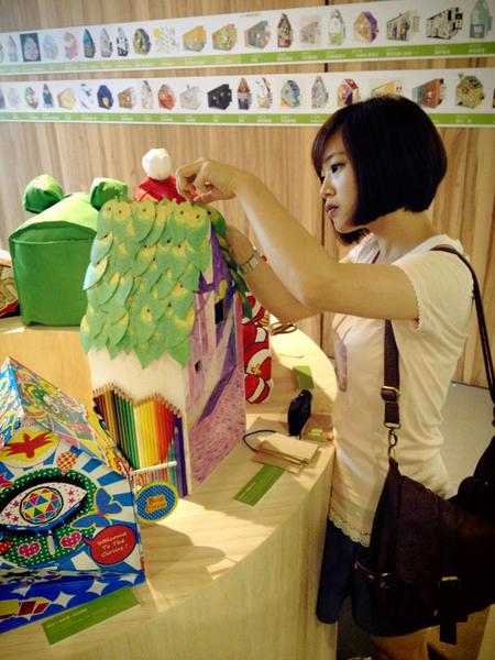 台中勤美綠圈圈夏日藝術祭_為城市加溫_百鳥開店計畫_y@克里斯多插畫森林