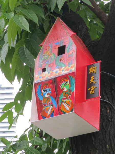 台中勤美綠圈圈夏日藝術祭_為城市加溫_百鳥開店計畫_ii@克里斯多插畫森林