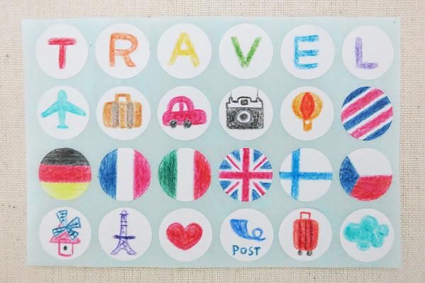 sticker_of_travel_c@克里斯多插畫森林