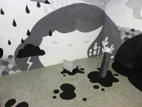 2014台中微笑吧夏天青春插畫設計展_gg