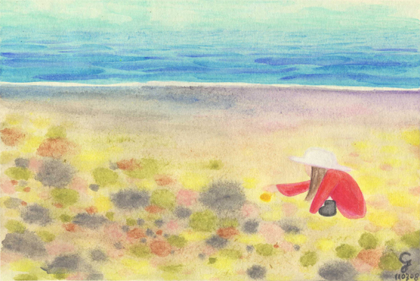 sea_e@克里斯多插畫森林