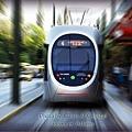 雅典街道電車