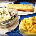 標準希臘簡餐
