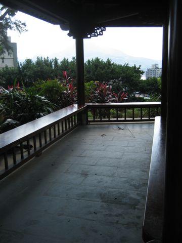 覺軒花園-迴廊-1